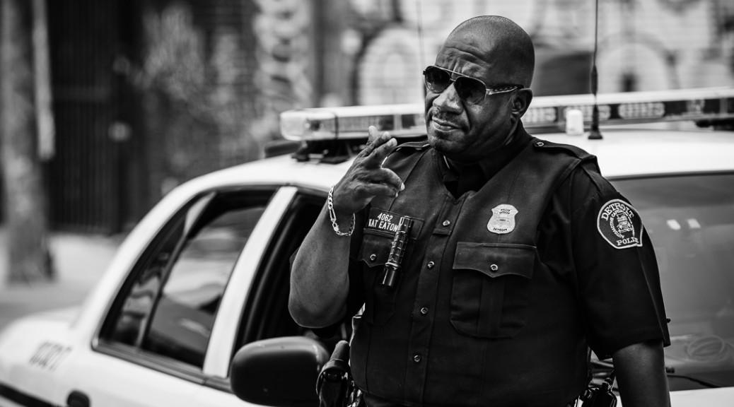 DPD Officer Kat Eaton - detroit in portraits