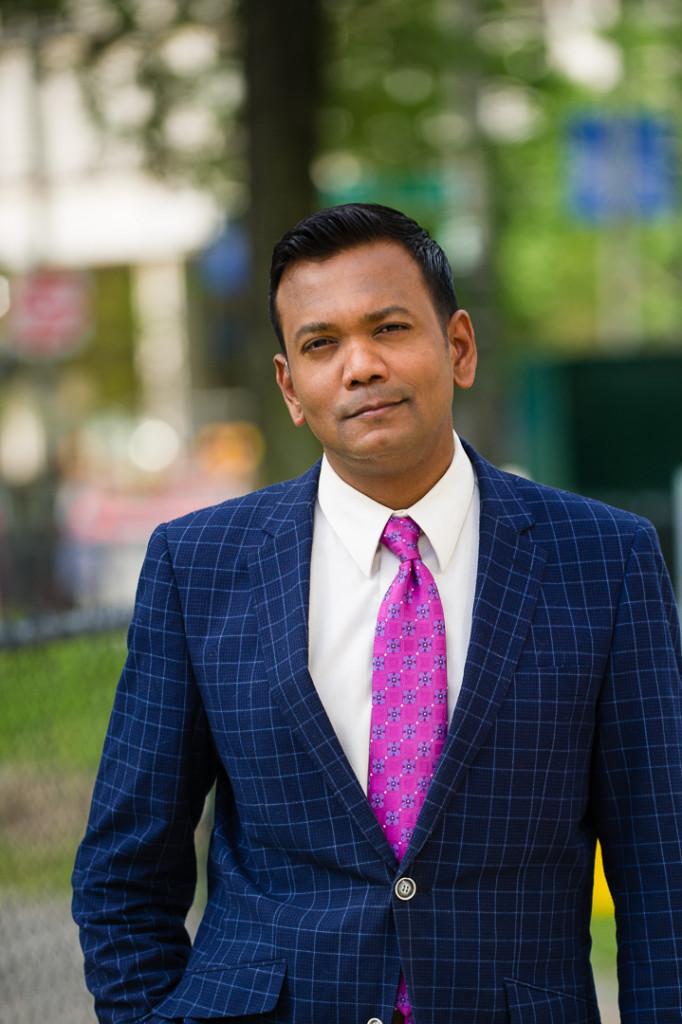 Portrait of Roop Raj at Detroit in Portraits