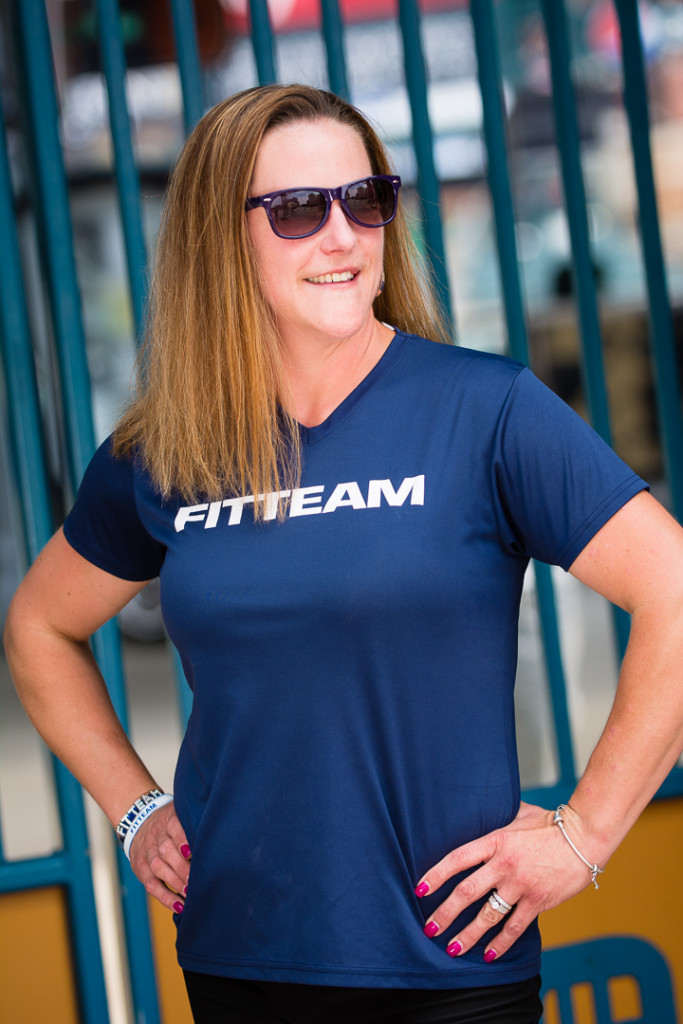 Portrait of FITTEAM member - Detroit Portraits
